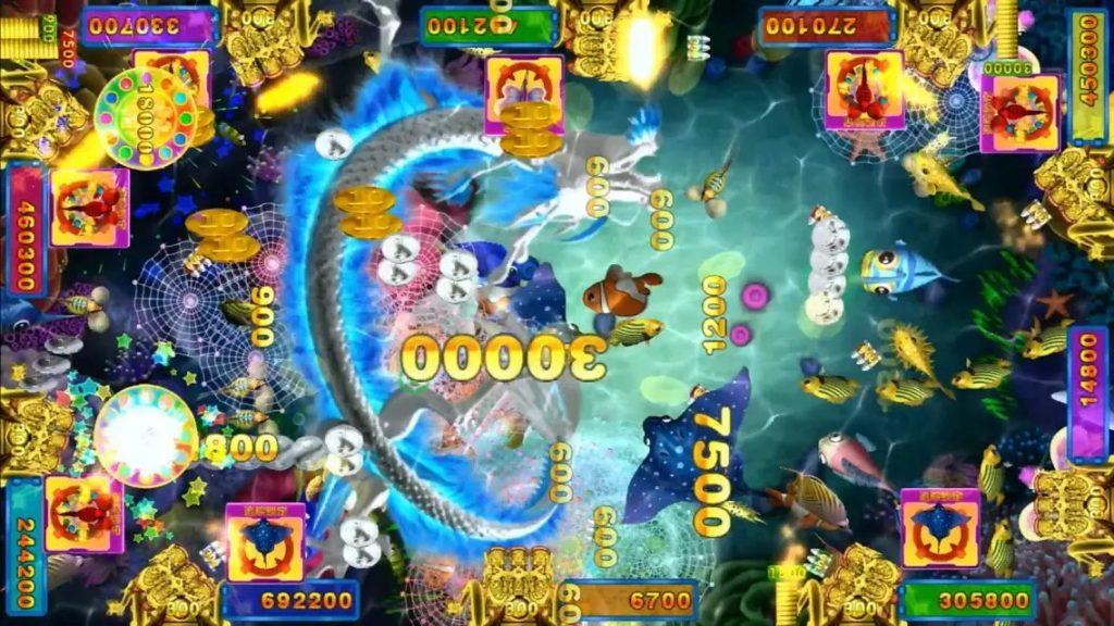 Serunya Bermain Game Tembak Ikan Online Joker123